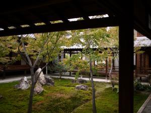建仁寺のお庭