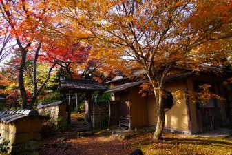 松永記念館老欅荘