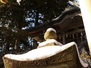 十津川村玉置神社