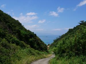 伊豆下田の海