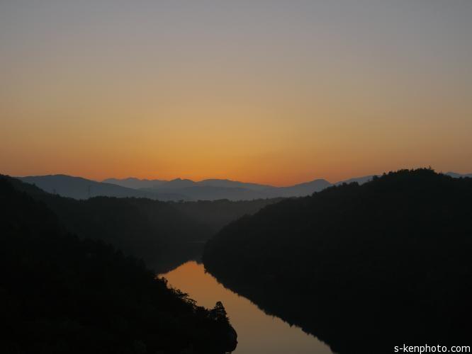 岐阜県恵那峡