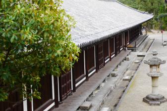 奈良県唐招提寺