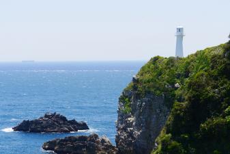 足摺岬の灯台