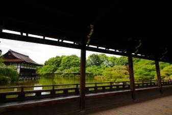 平安神宮東神苑